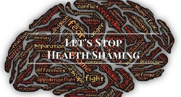 Stop Shaming